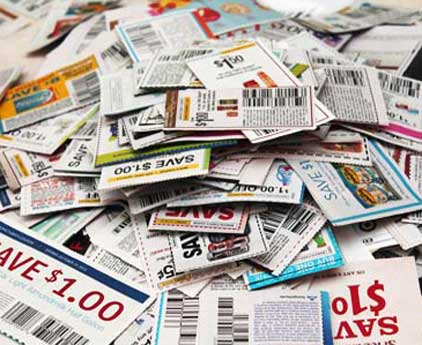 Revenue Generation Coupons